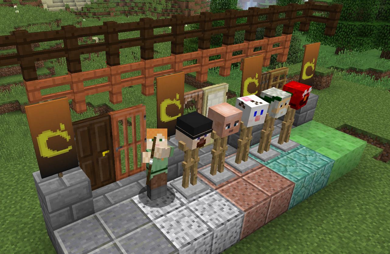 już dostępny najnowszy Minecraft 1.8 - Pre-Release ! Nowa wersja gry ...